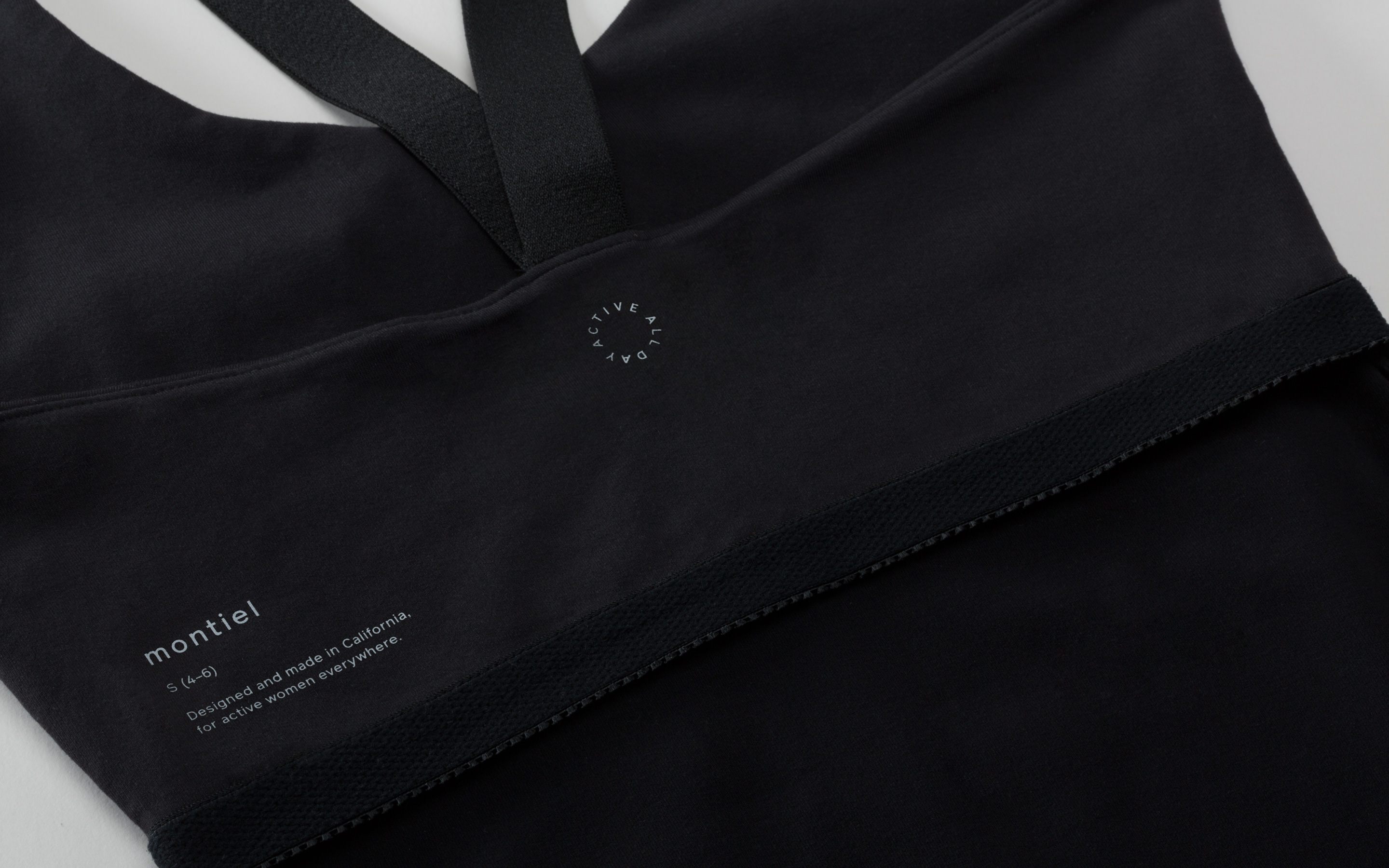 Montiel, Vedros Studio, Brand Identity, Clothing Line, Typography, Packaging