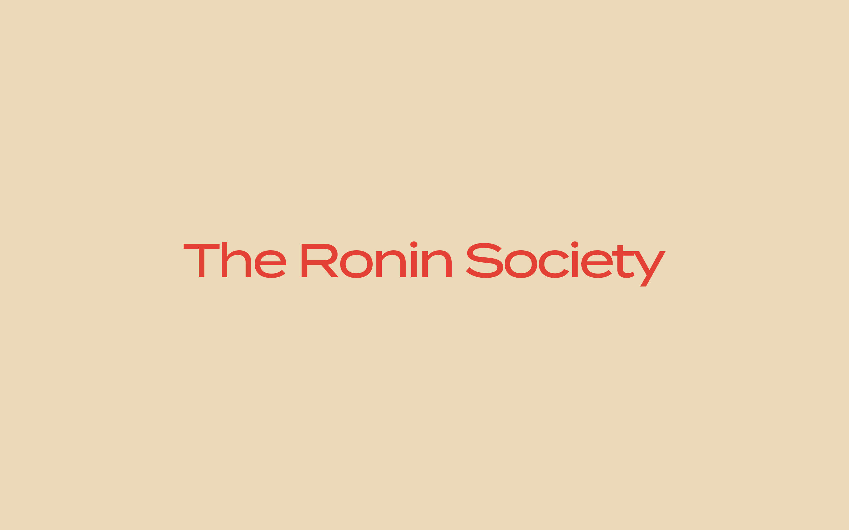 Vedros_RoninSociety_Wordmark2880x1800